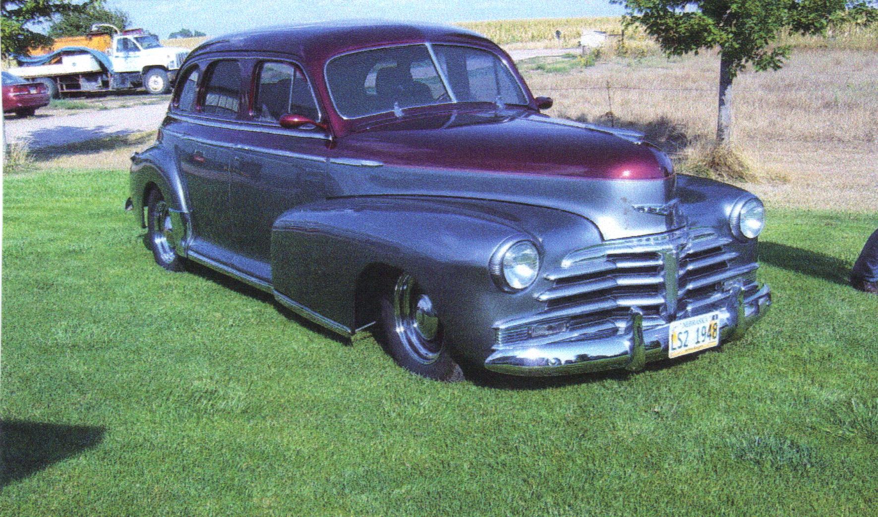 1948 chevy fleetmaster for 1948 chevy 2 door